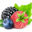 Royalty-Free Stock Photo: Fresh berries