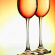 Two glasses — Stockfoto #17358313