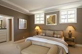 Moderne slaapkamer — Stockfoto