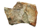 Sample of the sulphidic oxidized ore — Stock Photo