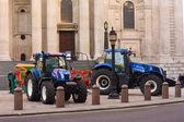 Tractor — Foto Stock