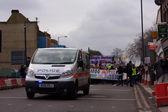Tottenham cuts march, London. — Stock Photo
