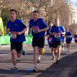 London marathon — Stockfoto
