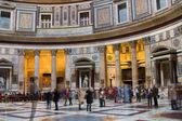 Basalica Pantheon, Rome. — Stock Photo