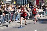 Лондонский марафон 2014 — Стоковое фото