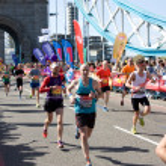 London marathon 2014 — Stock Photo #44764863