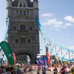 London marathon 2014 — Stock Photo #44777615