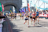 Maratón de londres de 2014 — Foto de Stock