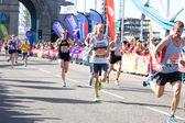 Maratona de Londres 2014 — Fotografia Stock