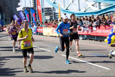 London marathon 2014 — Stock Photo