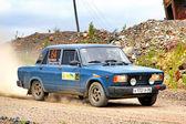 Rally Southern Ural 2012 — Stock Photo