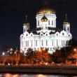 图库照片: Cathedral of Christ Saviour