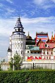 Izmaylovo Kremlin in Moscow — Stock Photo