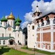 Orthodox cathedral — Stockfoto