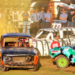 Demolition Derby — Stock Photo #26630523