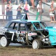 Demolition Derby — Stockfoto