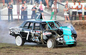 Demolition Derby — Stock Photo