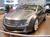 Moscow International Motor Show 2010 — Stock Photo