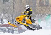 Snowcross 2013, Nowy urengoy — Fotografia Stock