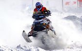 Snowcross 2013, Novyy Urengoy — Stock Photo