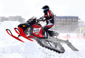 Snowcross 2013, Novyy Urengoy — Stock Photo