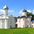 Orthodox churches — Foto Stock