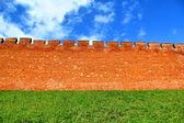Novgorod Kremlin in Russia — Stock Photo