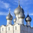 Dormition Cathedral in Rostov — Stock Photo