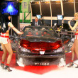 Autosalon 2008, Ufa — Stock Photo