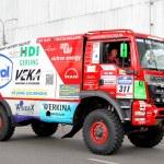 Silkway Rally 2012 — Stock Photo
