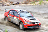 Rally Southern Ural 2012 — Stock Photo