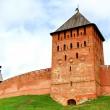 Novgorod Kremlin, Russia — Stock Photo