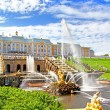 Stock Photo: Petergof Palace, Russia