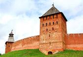 Kremlin de novgorod, rusia — Foto de Stock