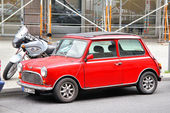 Austin Mini Cooper — Stock Photo