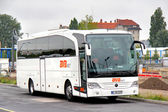 Mercedes-Benz O580-15RHD Travego — Stock Photo