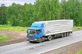 Scania P340 — Zdjęcie stockowe