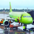 Stock Photo: S7 Airlines Airbus A319