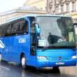 Stock Photo: Mercedes-Benz O580-15RHD Travego
