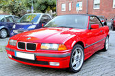 BMW E36 3-series — Stock Photo