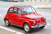 Fiat 500 — Stockfoto