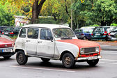 Renault 4 GTL — Stock Photo