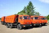 KAMAZ 65115 — Stock Photo