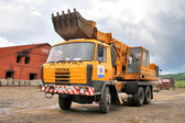Tatra T815 UDS 214 — Stock Photo