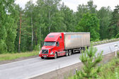 Volvo VNL64T — 图库照片