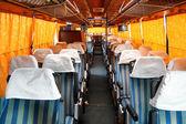 Coach interior — Stock Photo