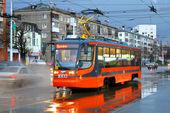 71-623 tram — Stock Photo