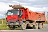 Iveco trakker — Zdjęcie stockowe