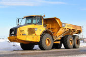Volvo A35D — Stock Photo