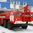 Fire truck — Stock Photo #4664604